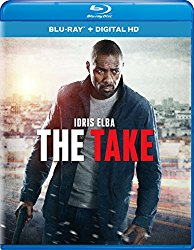 THE TAKE Blu-ray Cover