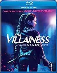 THE VILLAINESS Blu-ray Cover