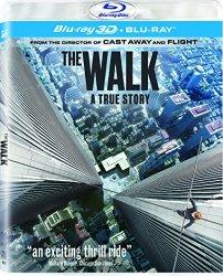 THE WALK Blu-ray Cover