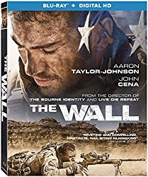 THE WALL Release Poster
