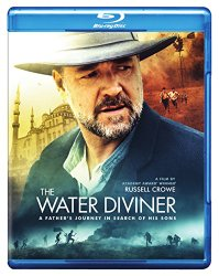 The Water Diviner Blu-ray