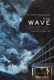 THE WAVE Release Poster