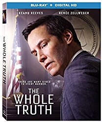 THE WHOLE TRUTH Blu-ray Cover