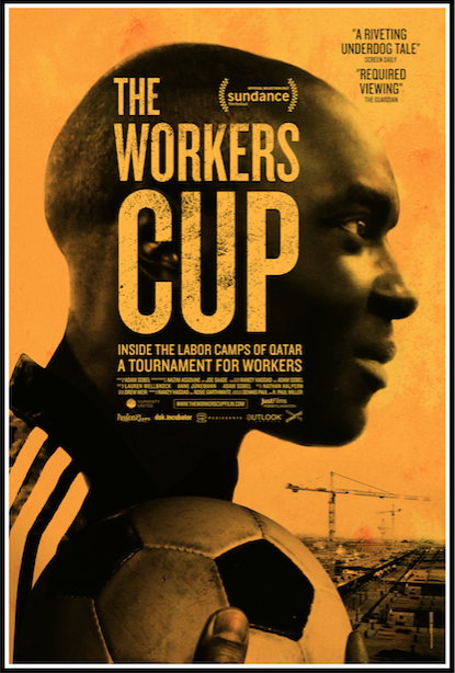 THE WORKERS CUP  Release Poster