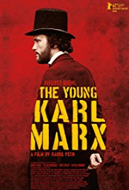 THE YOUNG KARL MARX Release Poster