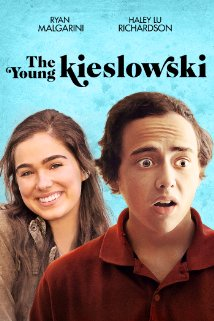 THE YOUNG KIESLOWSKI Release Poster