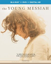 THE YOUNG MESSIAH Blu-ray Cover