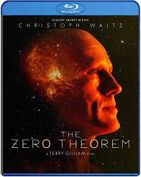 The Zero Theorem Blu-ray
