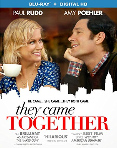 They Came Together Movie Poster