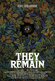 THEY REMAIN Release Poster
