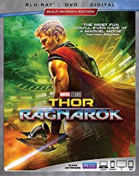 THOR: RAGNAROK Release Poster