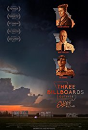 THREE BILLBOARDS OUTSIDE EBBING, MISSOURI Release Poster