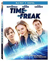 TIME FREAK Blu-ray Cover