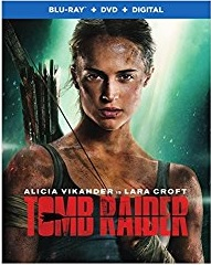 tomb-raider Blu-ray Cover