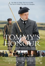 TOMMY'S HONOUR Release Poster