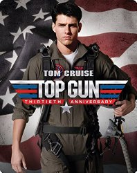 TOP GUN 30 Blu-ray Cover