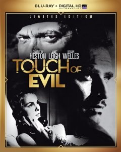 Touch of Evil Blu-ray