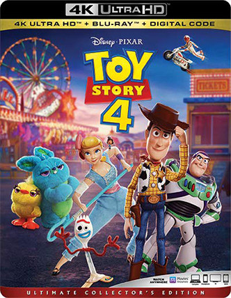 TOY STORY 4 Release Poster