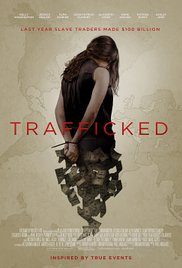 TRAFFICKED Release Poster