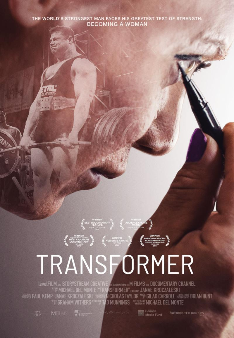 TRANSFORMER Release Poster