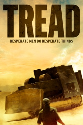 TREAD Release Poster