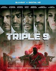 TRIPLE 9 Release Poster