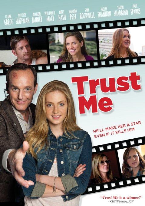 Trust Me Blu-ray