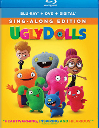UGLYDOLLS Release Poster