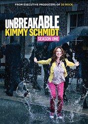 UNBREAKABLE KIMMY SCHMIDT DVD Cover