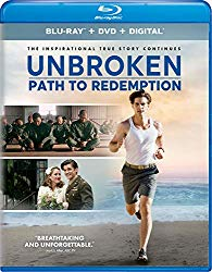 UNBROKEN: PATH TO REDEMPTION Release Poster