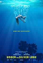 UNDER THE SILVER LAKE Release Poster
