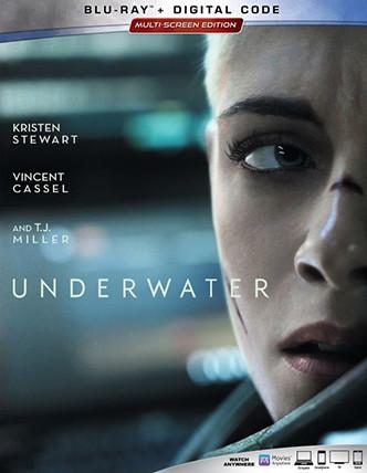 UNDERWATER Release Poster