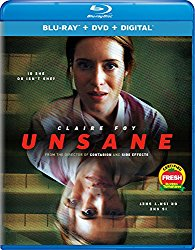 UNSANE  Release Poster