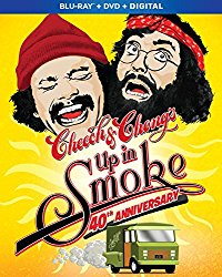 Up in Smoke Blu-ray Cover