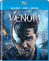 VENOM Release Poster