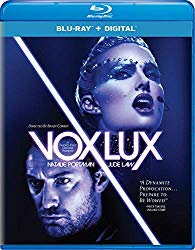 VOX LUX Release Poster