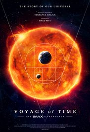 VOYAGE OF TIME Release Poster