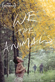 WE THE ANIMALS Release Poster