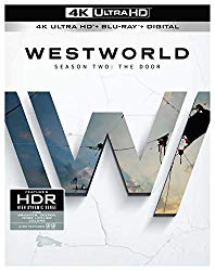 WESTWORLD SEASON 2 Blu-ray Cover