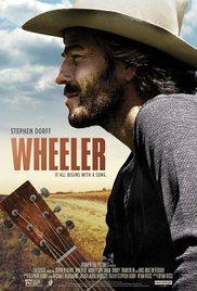 WHEELER  Release Poster