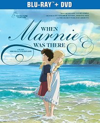 WHEN MARNIE WAS THERE DVD Cover