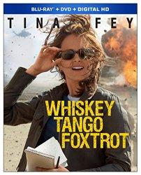 WHISKEY TANGO FOXTROT Blu-ray Cover