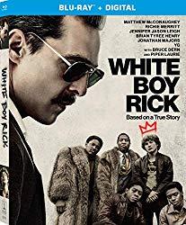 WHITE BOY RICK Release Poster