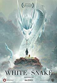 WHITE SNAKE Release Poster