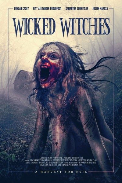 WICKED WITCHES Release Poster