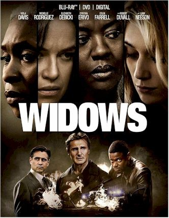 WIDOWS Release Poster