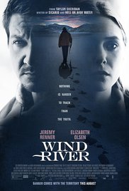 WIND RIVER Release Poster