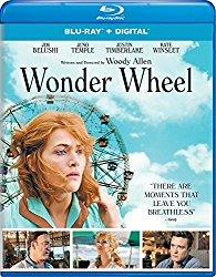 WONDER WHEEL Release Poster