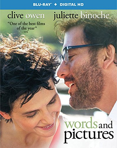 WORDS AND PICTURES Movie Poster