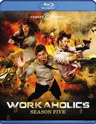 Workaholics Season 5 Blu-ray